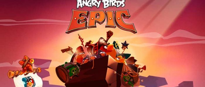 Cheat Angry Birds Epic RPG Unlimited Coins Mod Apk Terbaru