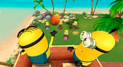 Cheat Game Minions Paradise Xp Mod Apk Terbaru