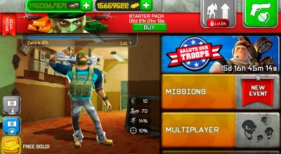 Cheat Respawnables Unlimited Gold dan Money Mod Apk Terbaru