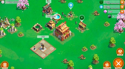 Cheat Samurai Siege: Alliance Wars Unlimited Mod Apk Terbaru