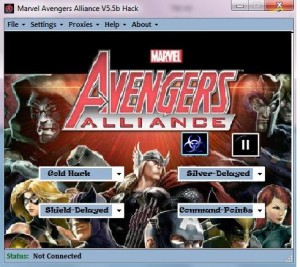 cheat marvel alliance