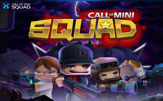 Call of Mini Squad Mod Apk Terbaru