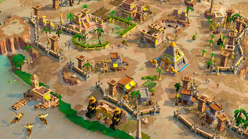 Cheat Age of Empires 2 PC Terbaru