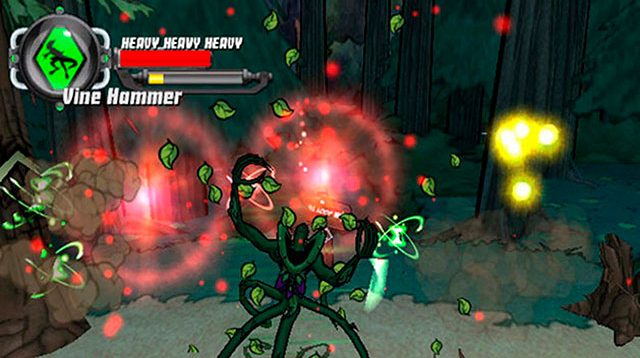 Cheat Ben 10 Protector Of Earth PS2 Indonesia