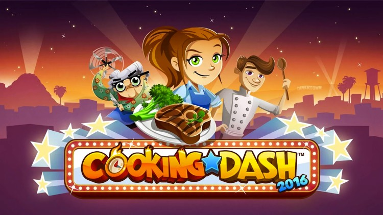 Cheat Cooking Dash 2016