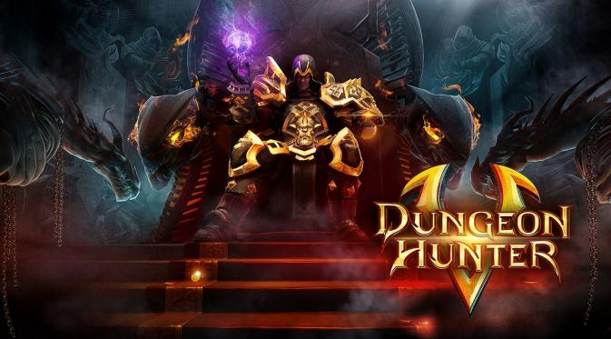 Cheat Dungeon Hunter 5 Android Moded Apk Terbaru