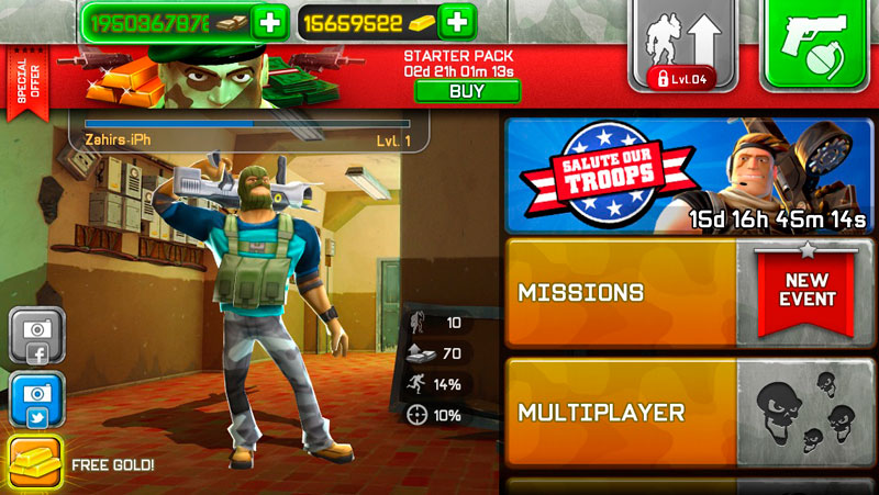 Hack Game Respawnables Unlimited Cash Modded Apk