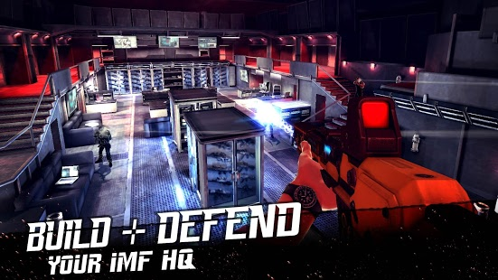 Mission Impossible RogueNation Android Mod Apk