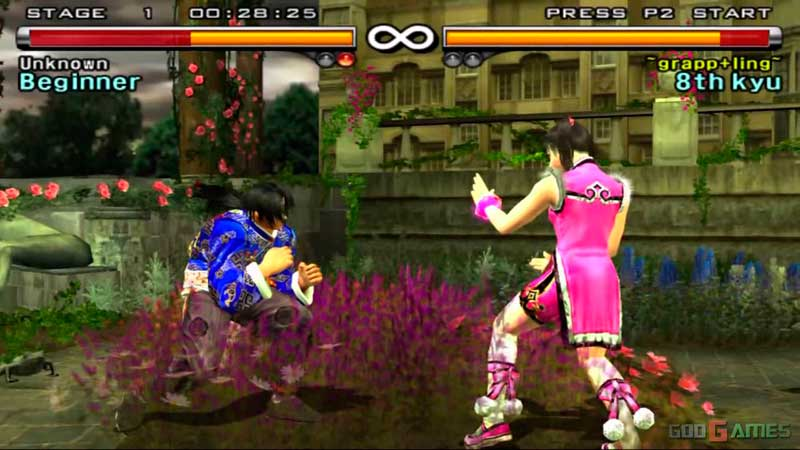 Password Tekken 5 PS2 Lengkap