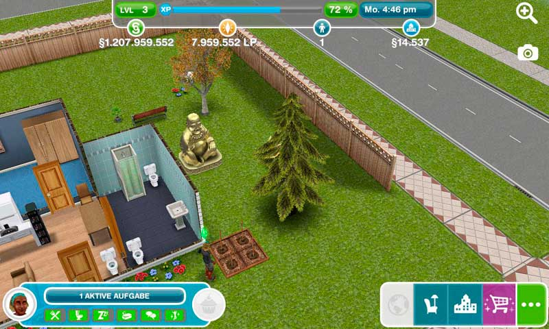 the sims mobile money hacks
