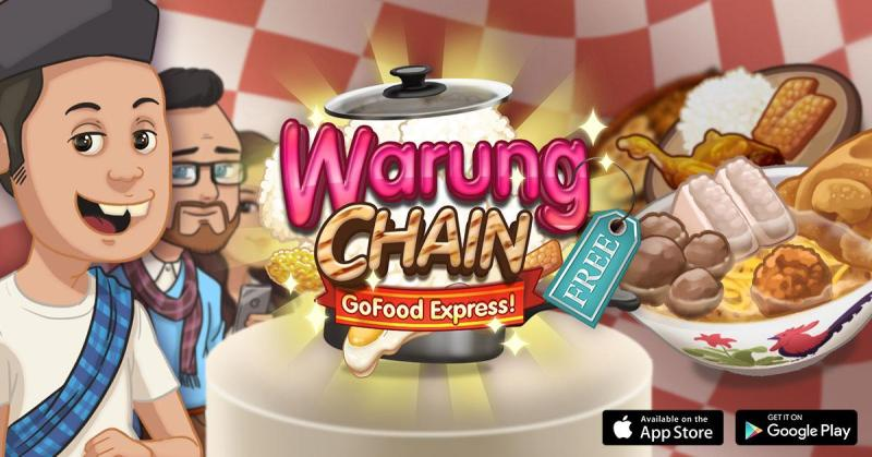 Warung Chain Go Food Express Unlimited Hack Mod