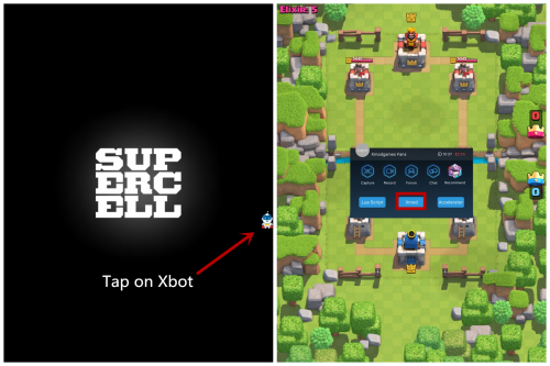 XBot Clash Royale Android Mod