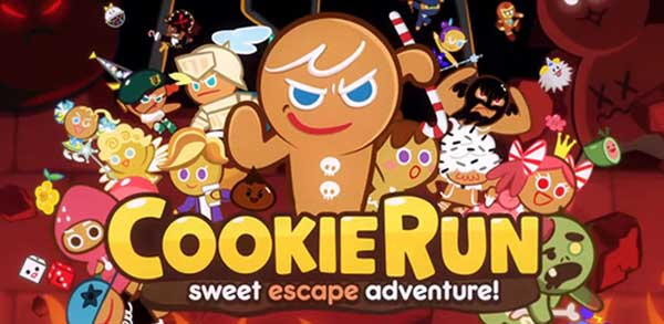 Cheat Line Cookie Run Mod Hack Terbaru
