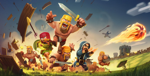 clash of clan terbaru pc