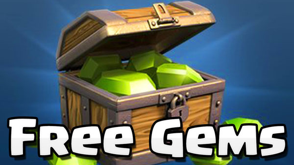 free gems clash of clans terbaru